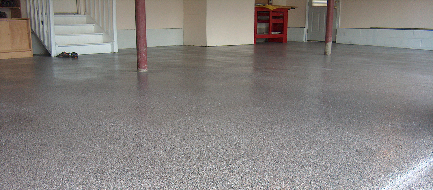 Garage Floor Epoxy Coating Vancouver Epoxy Flooring