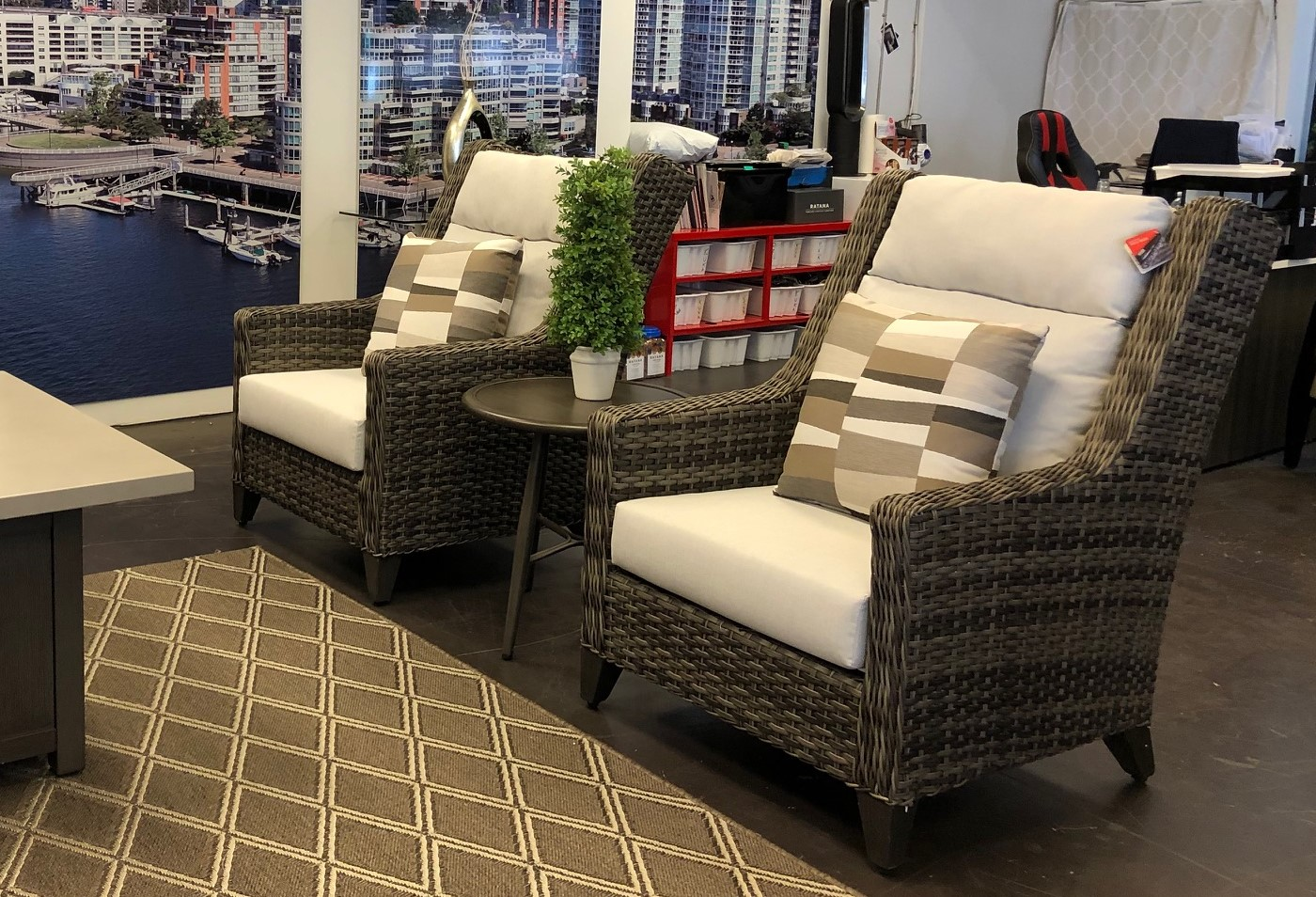 Wicker Chairs Bc S 1 Patio Selection Vancouver Sofa And Patio