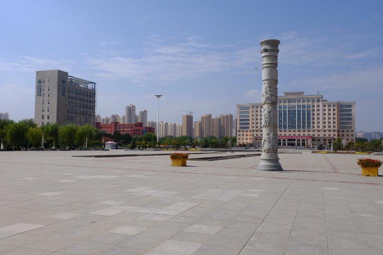 Uitbreiding van Linxia