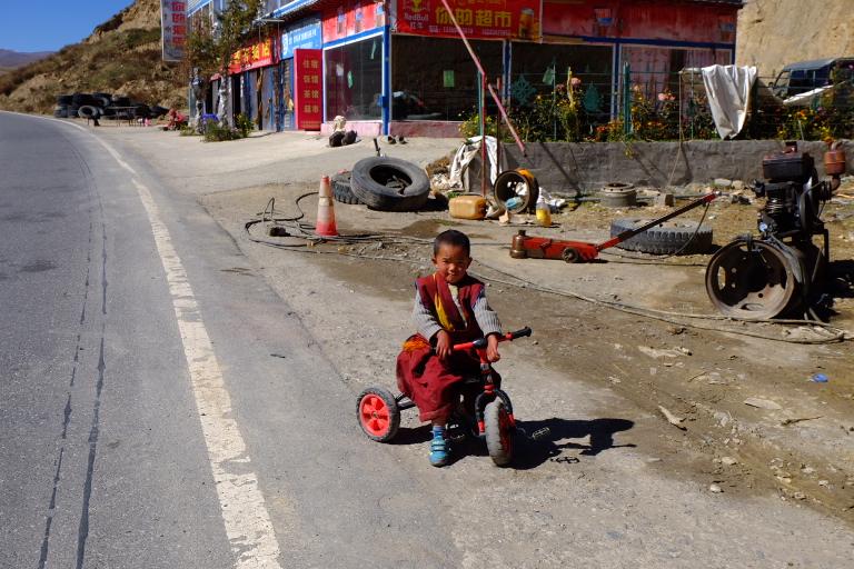 Tibetaans talentje