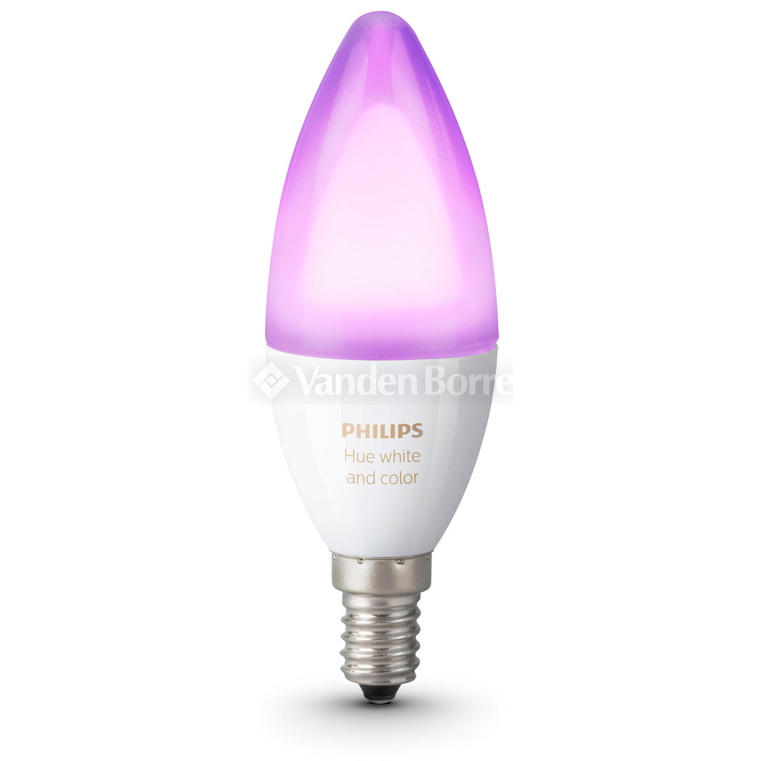 Telefoonnummer Philips Verlichting Philips Hue White And Color Ambiance Candle E14 Bij Vanden Borre