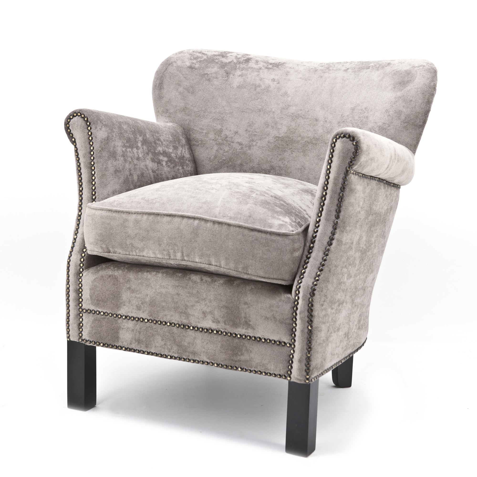 Fauteuils Tempo Fauteuil Chantal Taupe