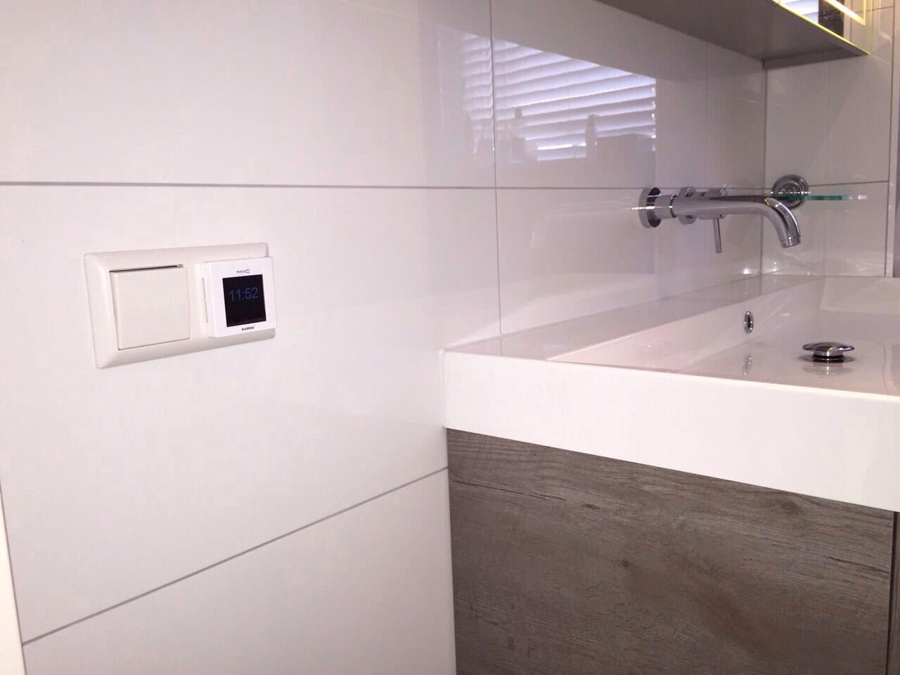 Toilet Aanleggen Badkamer : Sanitair badkamer aanleggen de klussenier richard feenstra