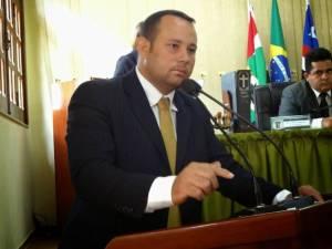 Vereador, José Lucas Fernandes (Lucas do Beiradão) PSDB.