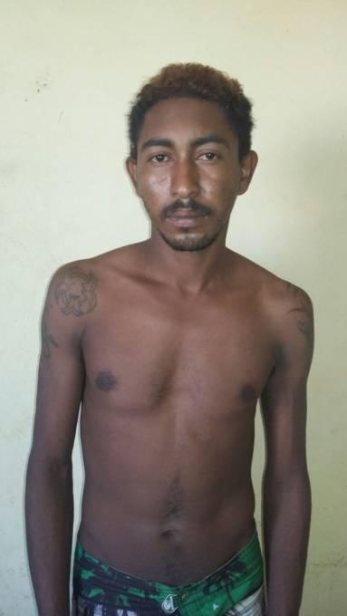 José Francisco Da Silva Marques de 25 Anos residente na cidade Zé Doca.