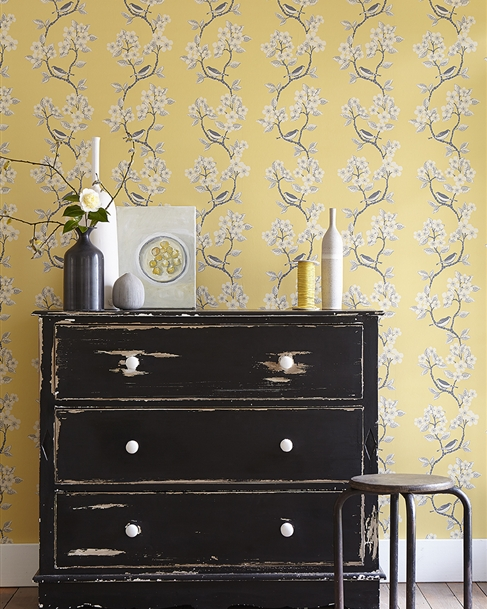 Sofas For Sale Trade Me Vintage Printed Wallpapers & Coverings Uk - Vanessa Arbuthnott