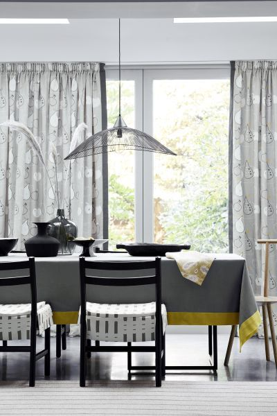 Scandinavian Ready Made Curtains Made To Measure Designer Curtains Vanessa Arbuthnott