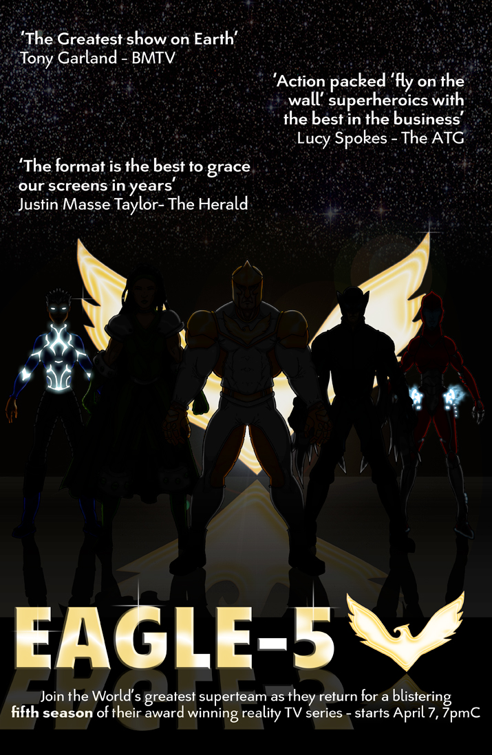 Eagle-5 Promo