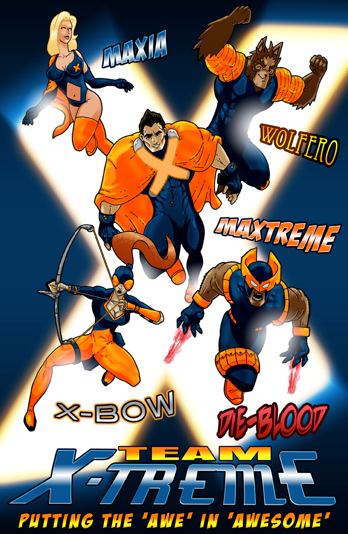 Introducing – Team X-Treme