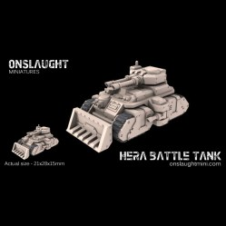 Hera Battle Tanks