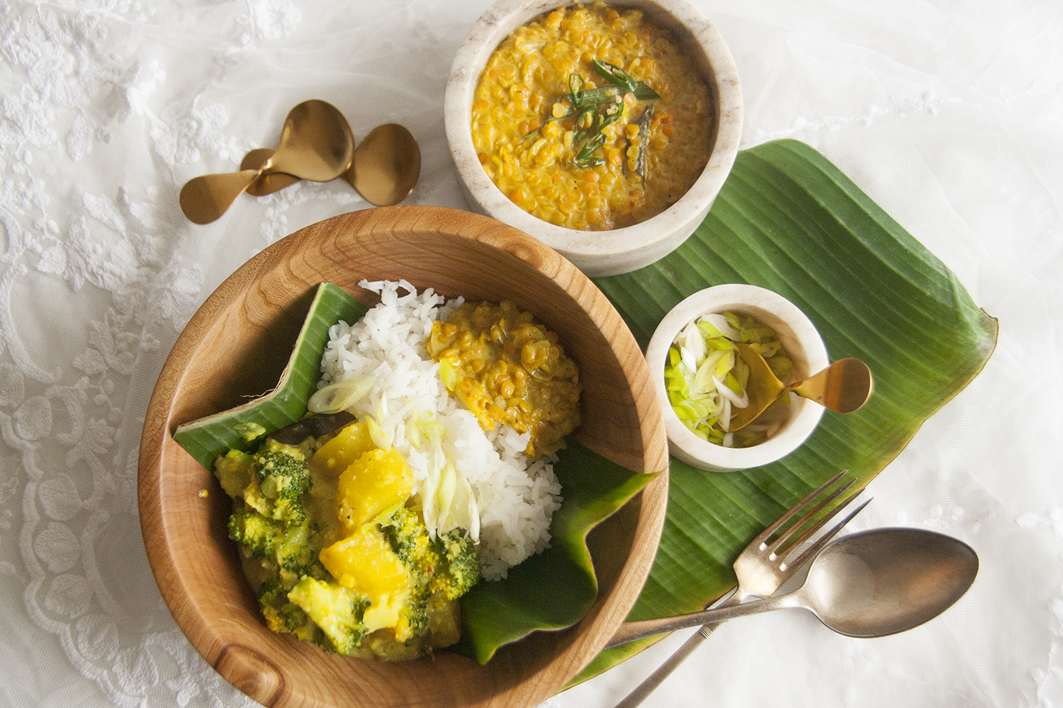 Sri Lanka Küche Rezepte Sri Lankan Food Dhal Brokkoli Curry Vanillakitchen