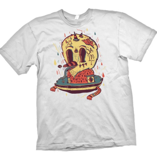 Create a Five Color T-Shirt Design Ready for Print in Adobe Illustrator