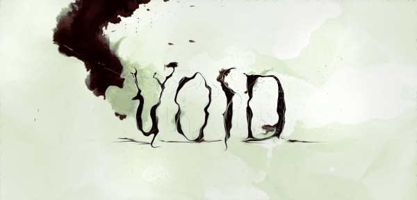 Design Fluid Typography on Watercolor Background in Photoshop