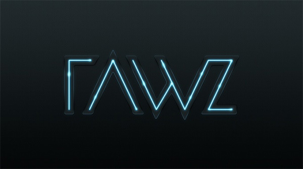 RAWZ Light Effects in Photoshop