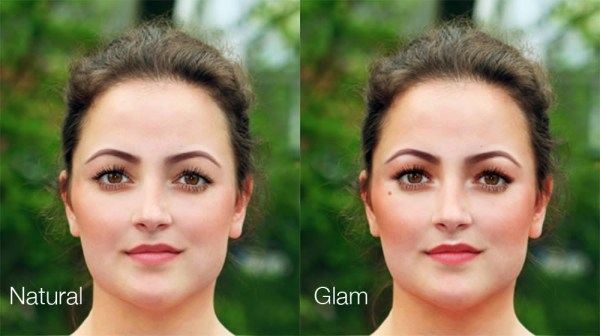 Realistic Makeup Application in Photoshop