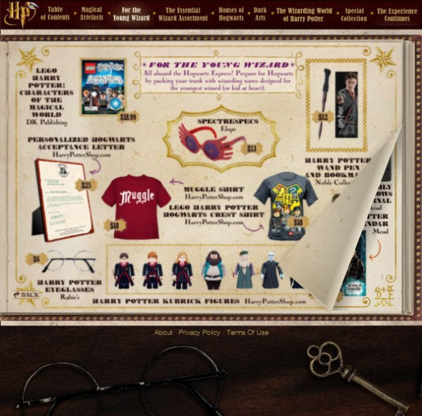 Harry Potter - Gift Guide