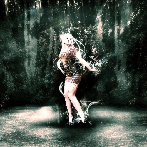 Create Grungy Style Artwork, Mixing with Great Lighting and Shattered Effect in Photoshop