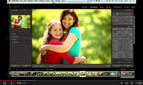 Retouching Tips in Lightroom