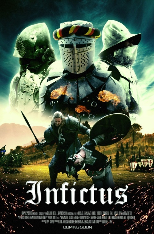 How to Create a Medieval Movie Poster in Photoshop