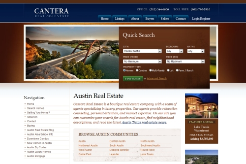 Cantera Real Estate