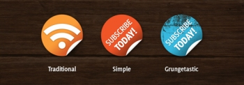 Subscribe Badges