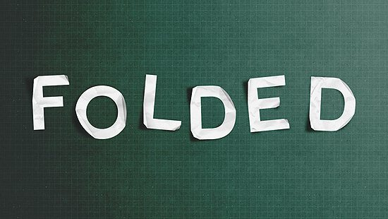 Create a Realistic Folder Paper Text in Photoshop