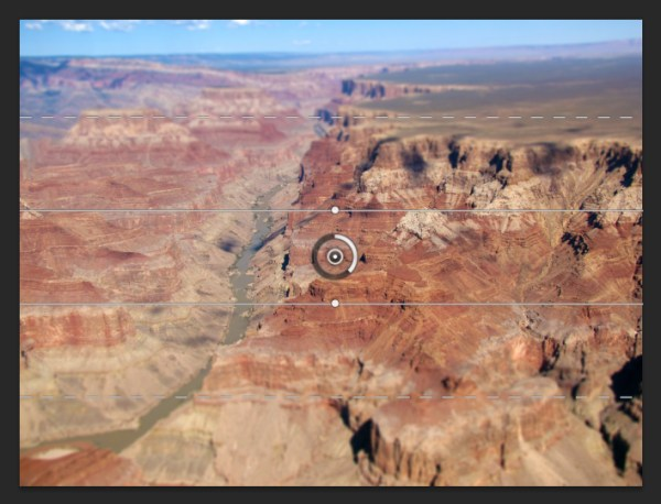 Easy Tilt Shift Effects with Photoshop CS6