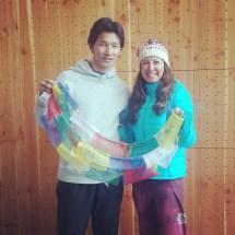 Rencontre avec sawa Sherpa