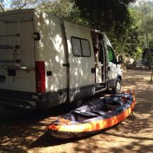 The Van into the wild - Road Trip2