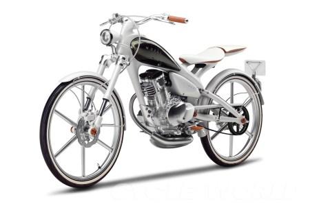 Yamaha Y125 Moegi Price In India