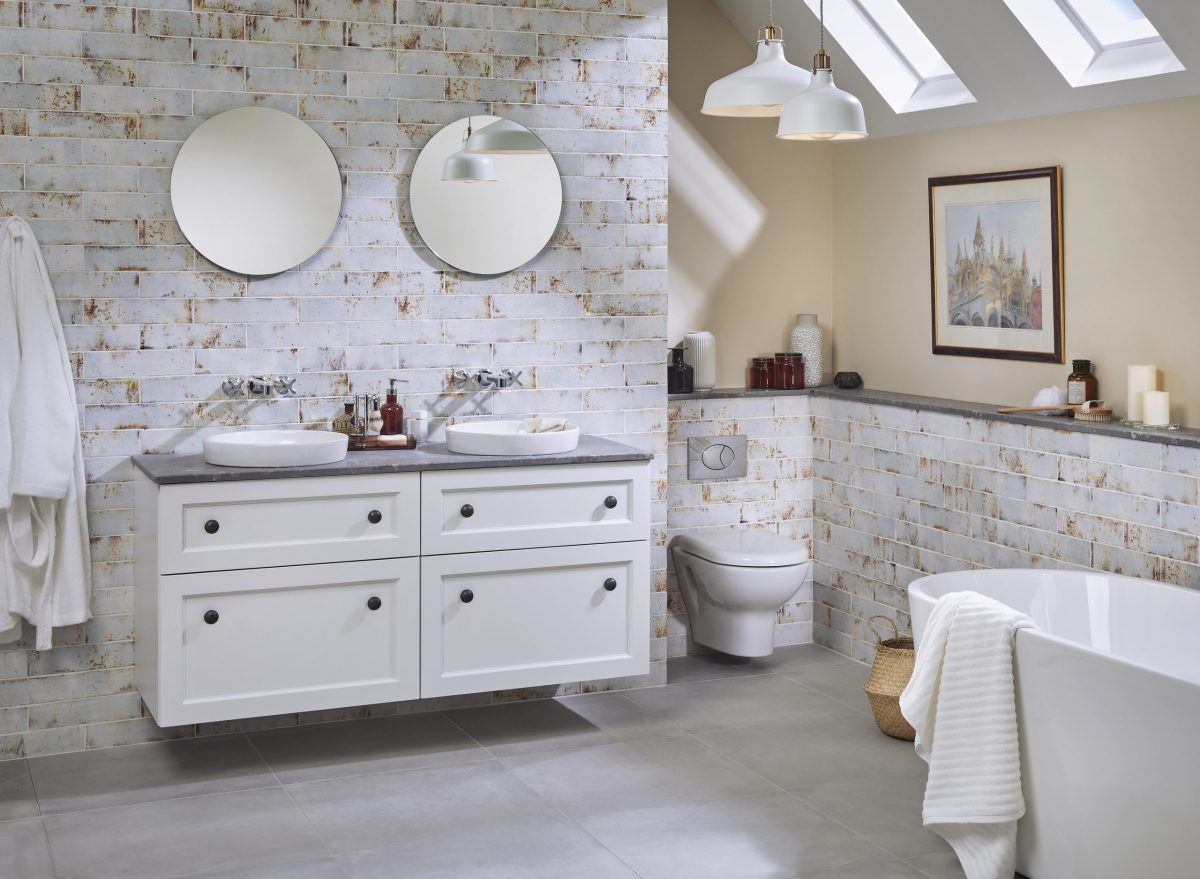 Fresh Ideas For A White Or Cream Bathroom Vanity Hall
