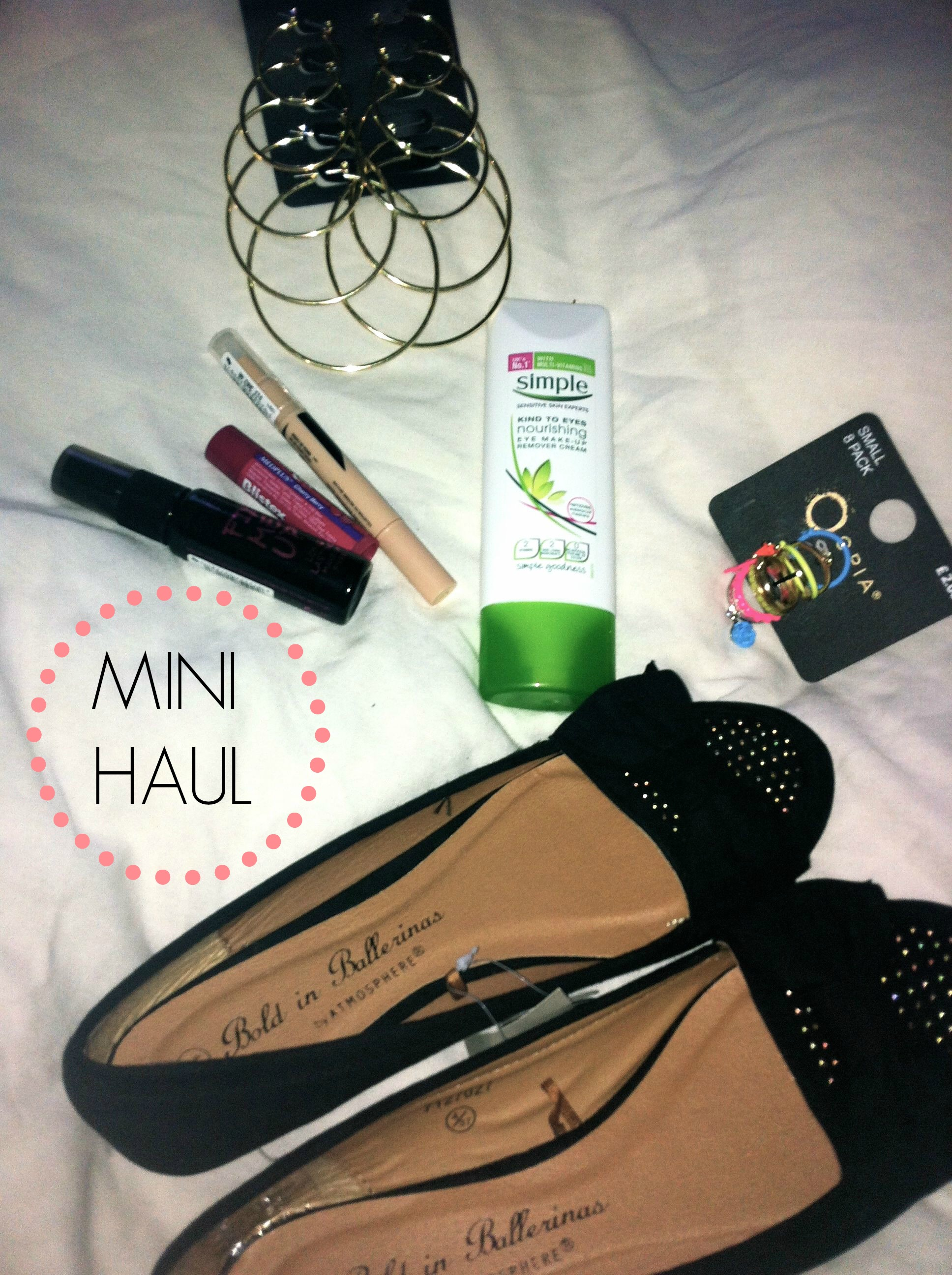 Primark Amersfoort Mini Haul Primark Simple And Collection Vanity Claire