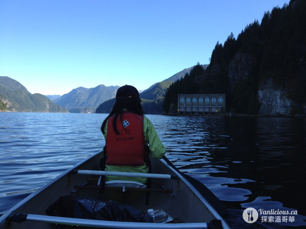 indian arm camping 18