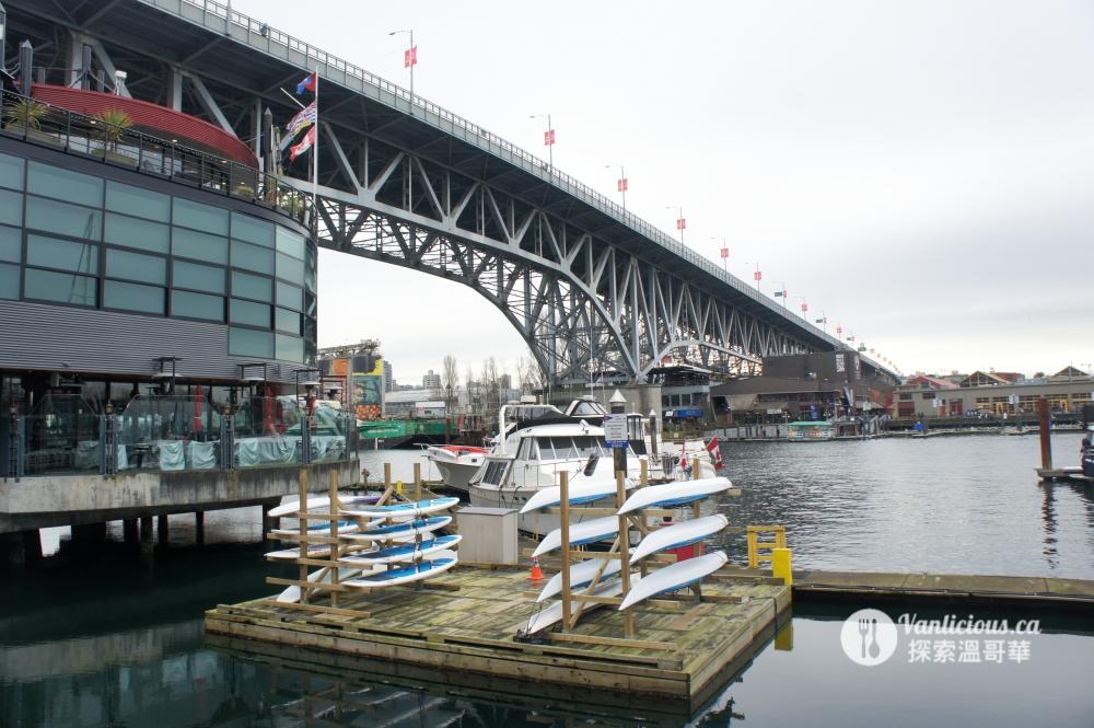 Ancora Vancouver Granville Bridge