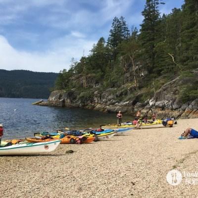 [Sunshine Coast 陽光海岸] 溫哥華夏日長周末小木屋充電之旅 – 住宿篇
