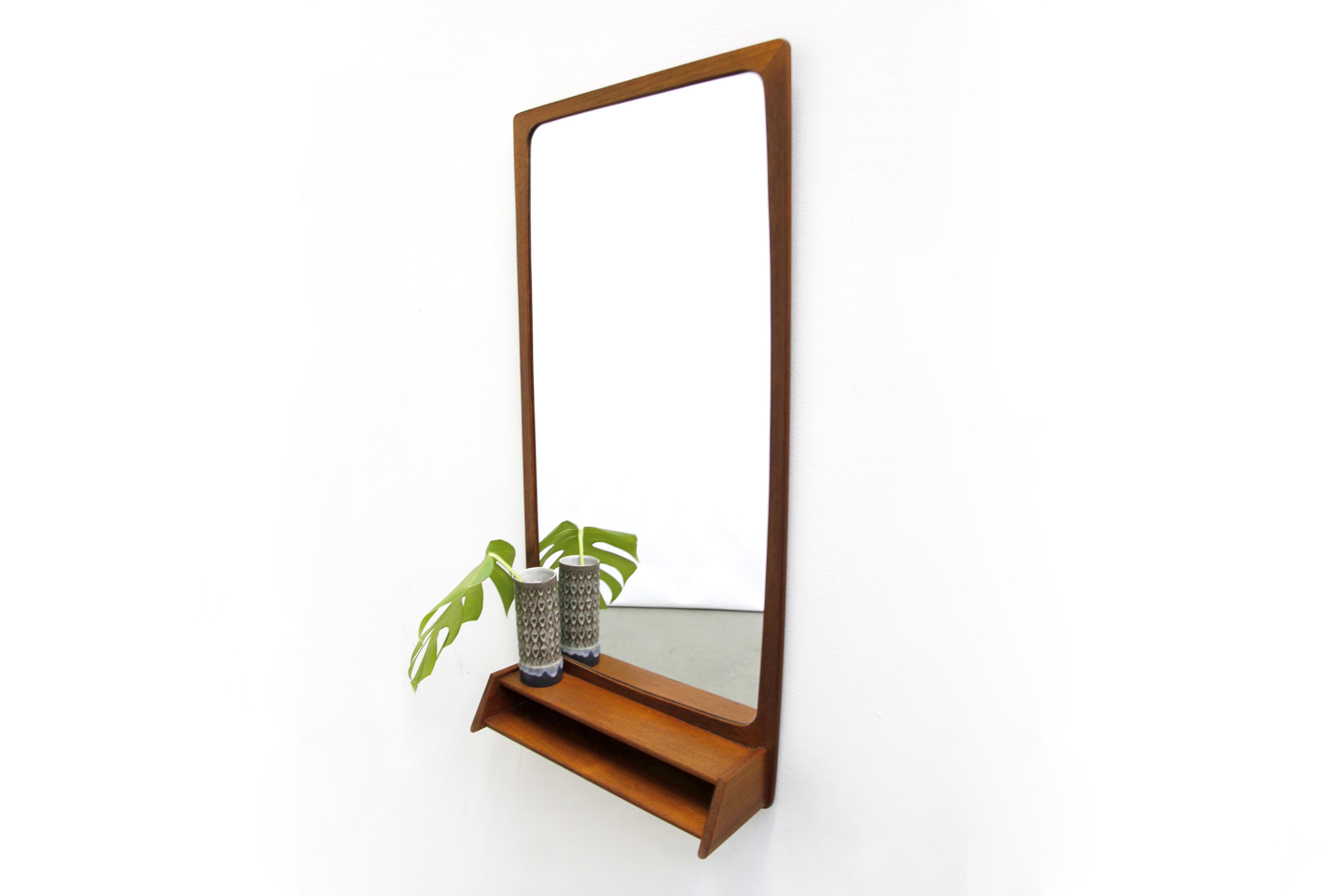 Grote Spiegel Hout : Spiegel modern hout badkamer robuust hoeijmakers