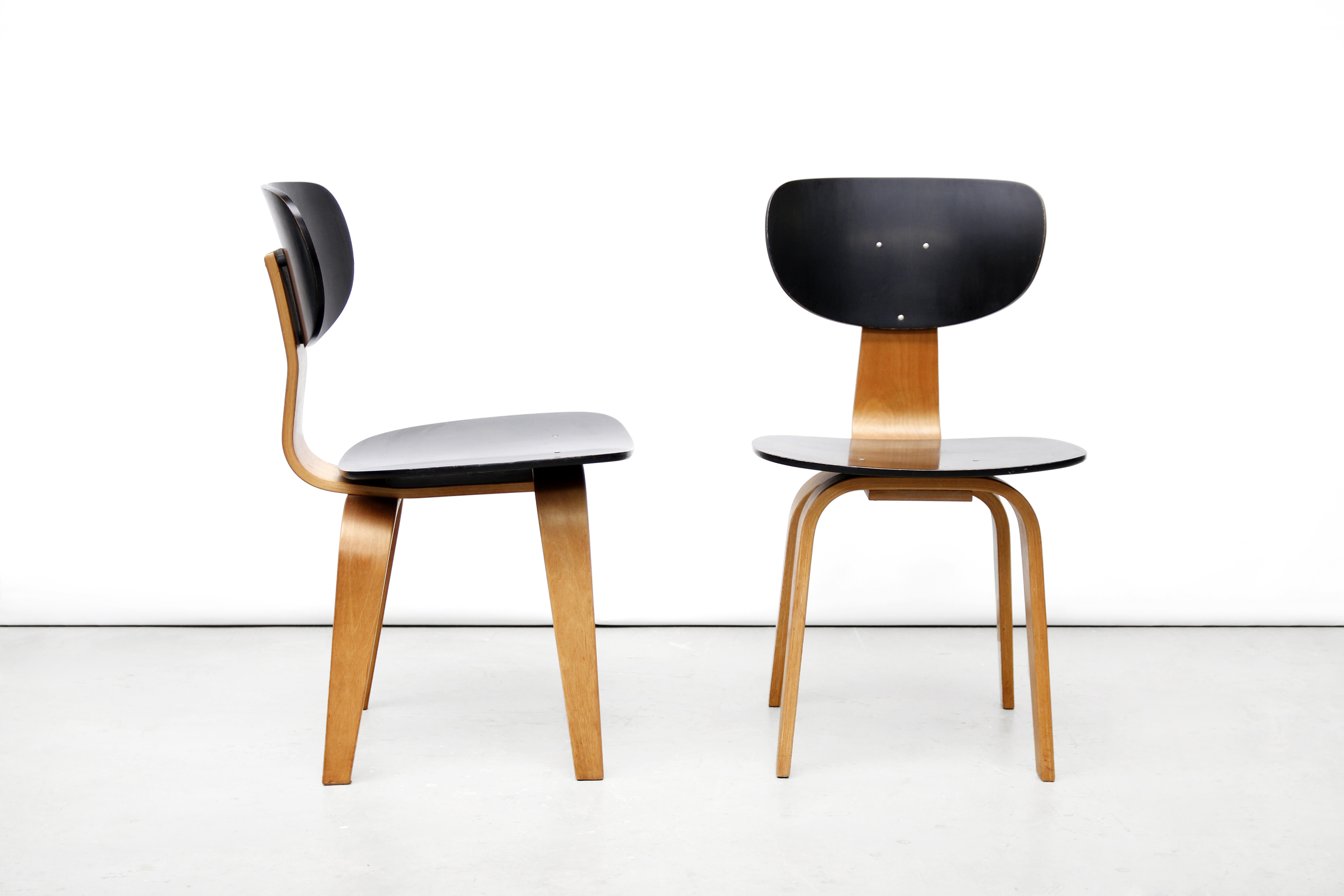 Design Pastoe Stoelen : Pastoe stoel cees braakman complete eetkamer set van pastoe met