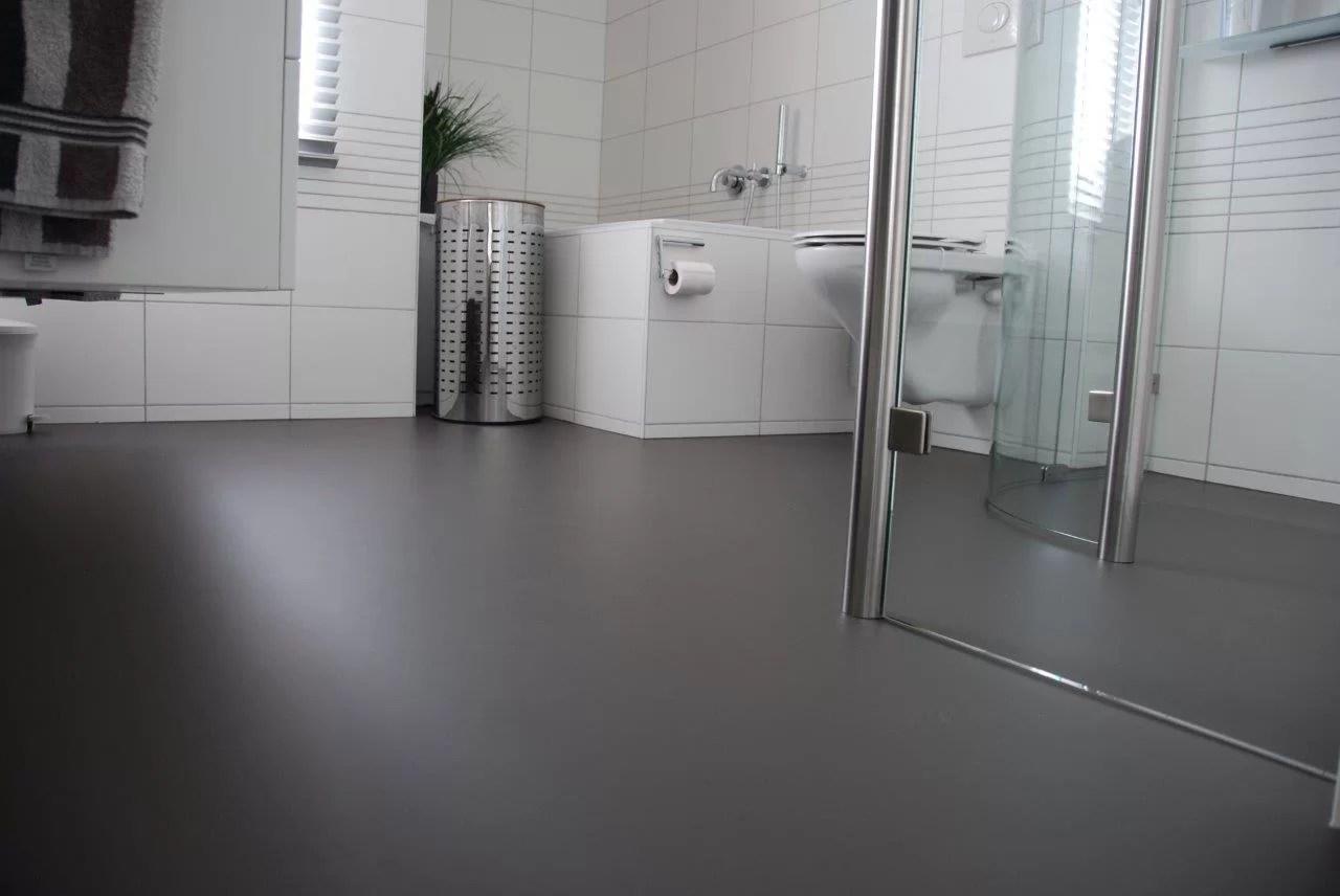 Gietvloer Badkamer Douche : Pu gietvloer badkamer gietvloer boxmeer van tol vloeren