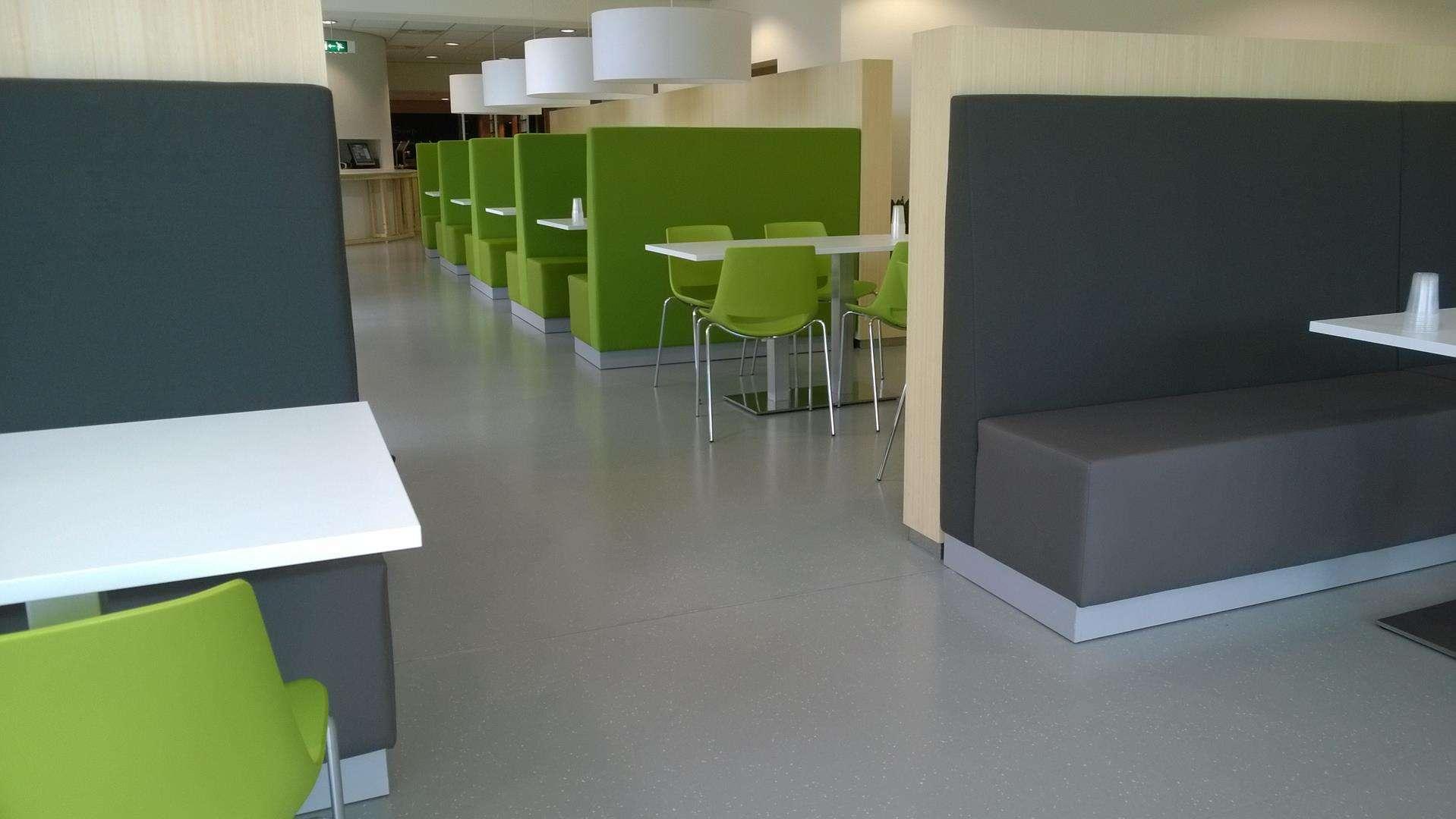 Vinyl betonlook wit vinyl vloer inspirerende laminate concrete