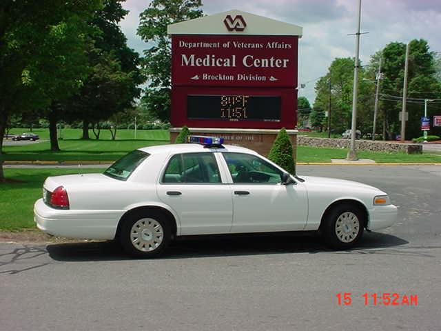US Department of Veterans Affairs Police, Brockton MA VISN-1