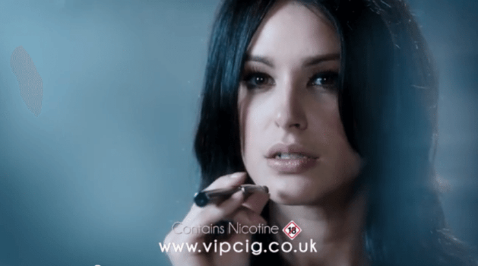 VIP Vaping TV Advert