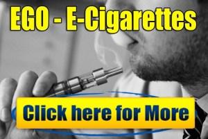 EGO - E-Cigarettes