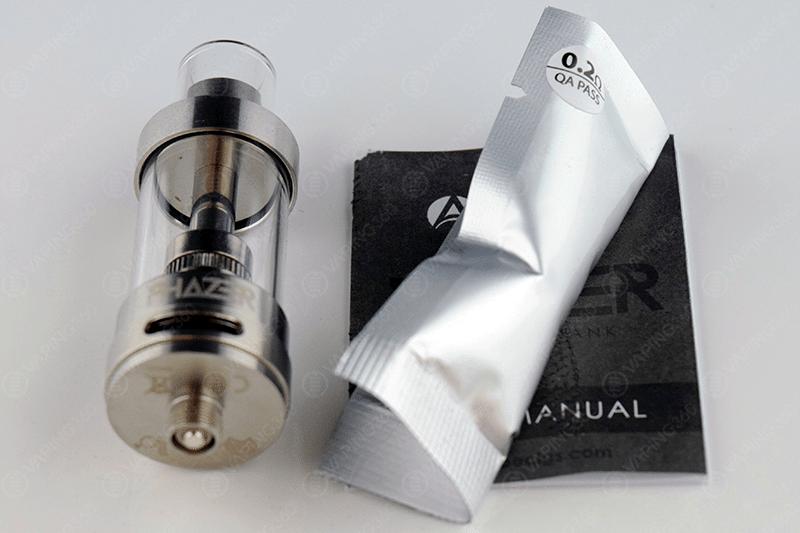 Apollo Phazer Kit Content
