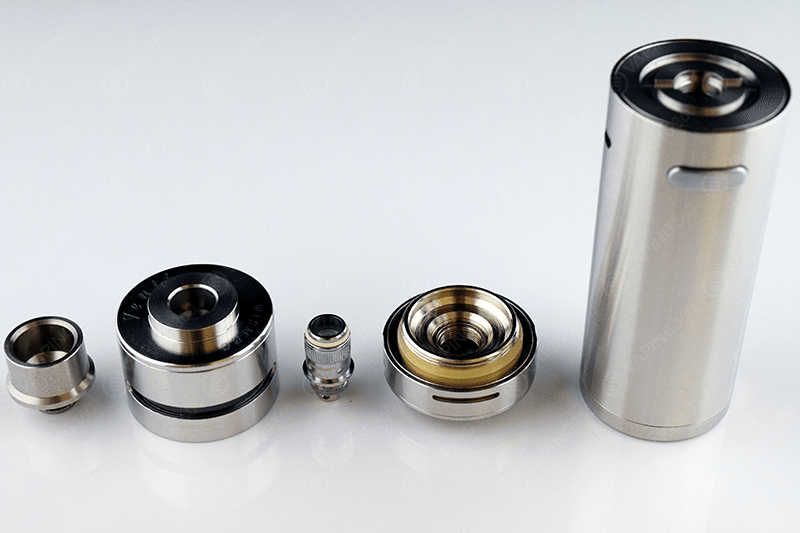 Wismec Venti Disassembled