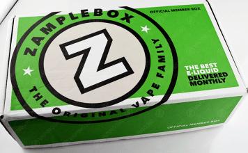 Zamplebox Packaging