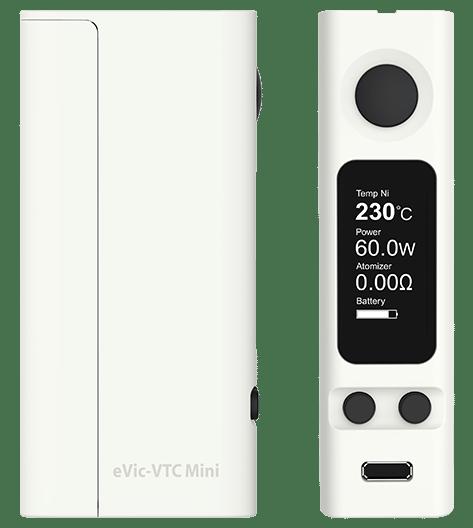 Joyetech Evic VT-Mini Mod Side/Front(Screen)