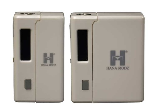 Hana Modz One Single 18650 (Left) Dual 18650 (Right)