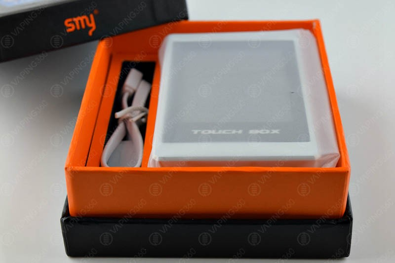 SMY Touch Box Kit Content