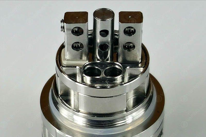 Vaporesso Gemini RTA Deck