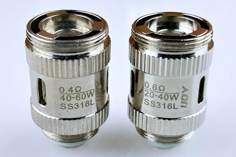 iJoy Goodger 0.4 and 0.6 SS316L Coils
